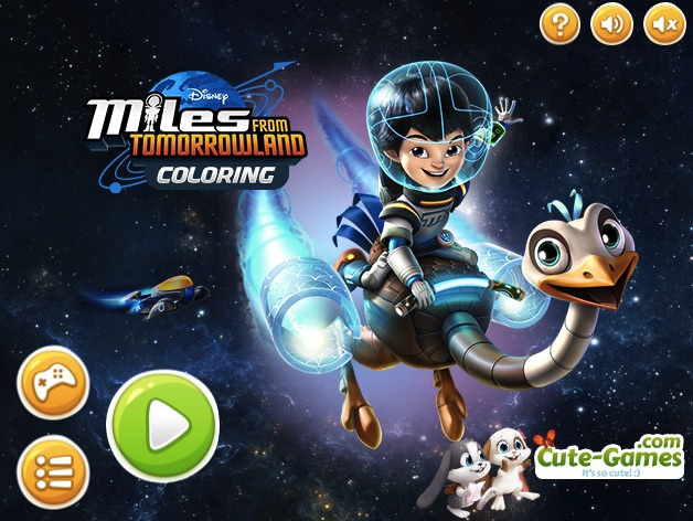 Miles from Tomorrowland de Colorat…