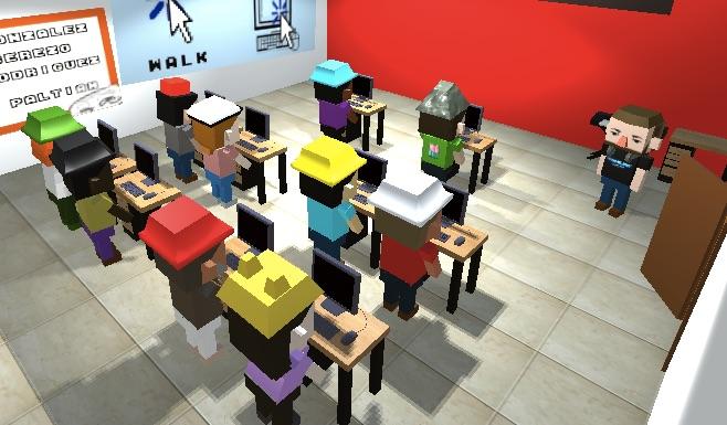 Minecraft cu Calculatoare
