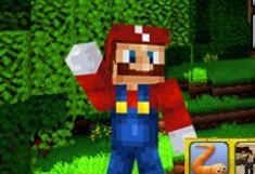 Minecraft Editia Super Mario