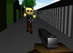 Minecraft Invazia Zombie 3D