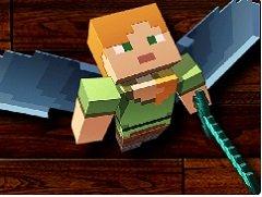Minecraft Luptator Zburator