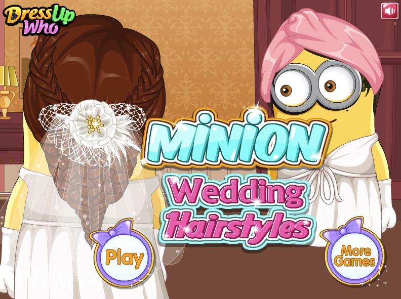 Minioni Coafuri de Nunta