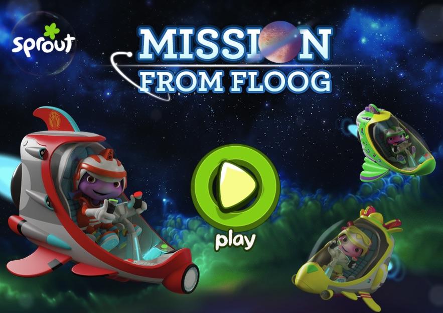 Misiunea Floogals
