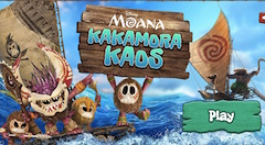Moana Kakamoa Haos