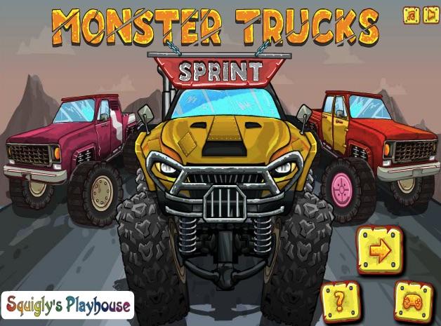 Monster Truck Curse Rapide