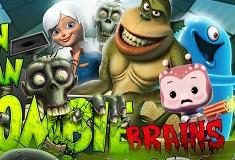 Monstrii Vs Zombii