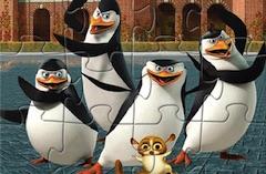 Mort si Pinguinii din Madagascar