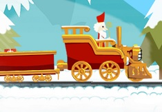 Mos Nicolae cu Trenul