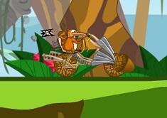 Motocicleta lui Scrat