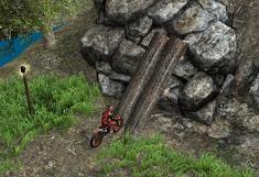 Motocicleta Off Road 2