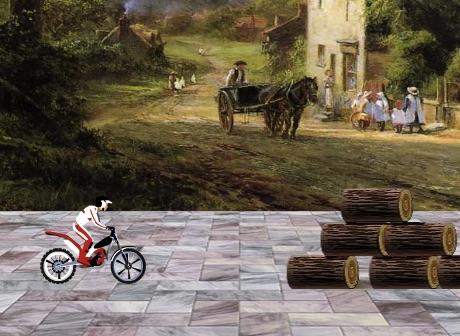 Motociclete la Ferma