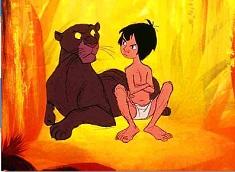 Mowli si Baghera Puzzle