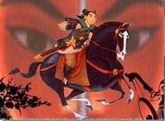 Mulan Calare Puzzle