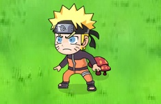 Naruto Batai in Arena