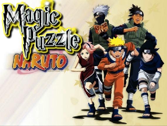 Naruto Puzzle Magic