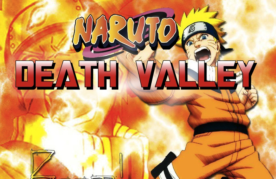 Naruto Valea Mortii