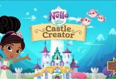 Nella Printesa Cavaler Creati Castel