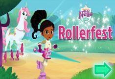 Nella Printesa Cavaler Rollerfest