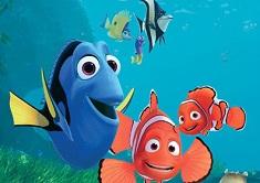 Nemo, Taticul si Dory