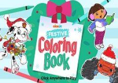 Nickelodeon Festiv de Colorat 2