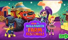 Nickelodeon Festival de Halloween…
