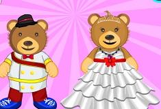 Nunta Cuplului de Ursi Teddy