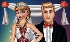Nunta lui Anna si Kristoff