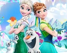 Olaf Aventura de Iarna