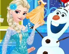 Olaf Distruge Dulapul Elsei