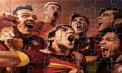 Once Puzzle cu Personaje