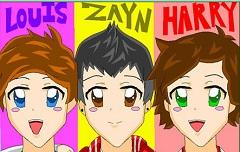 One Direction de Memorie