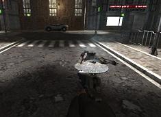 Orasul Intunecat cu Zombie