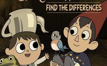 Over the Garden Wall Diferente