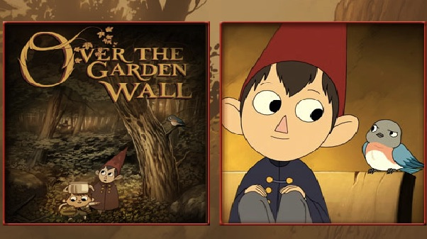 Over the Garden Wall Memorie