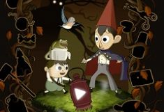 Over the Garden Walls Labirint…