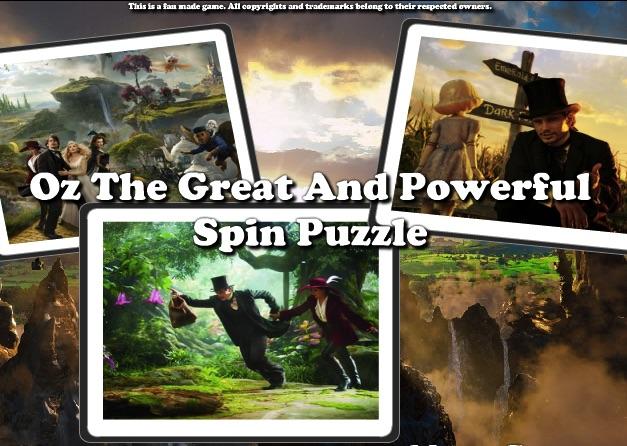 Oz Puzzle