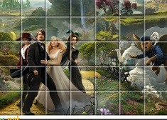 Oz the Great and Powerful Puzzle…