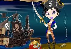 Papusa Bratz Pirat