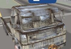 Parcari cu Camionul cu Fier