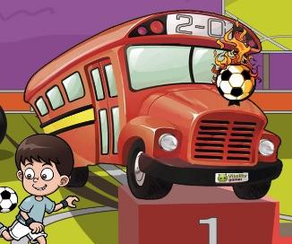 Parcati Autobuzul de la Euro