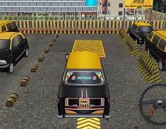 Parcheaza Taxi in India 3D