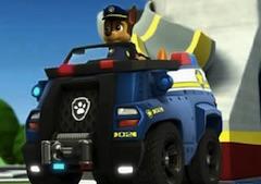 Paw Patrol Camion de Politie