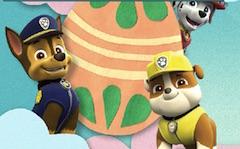 Paw Patrol Puzzle de Paste