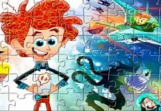 Penn Zero Puzzle Aventurier