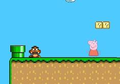 Peppa in Lumea lui Mario