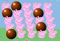 Peppa si Sferele de Ciocolata