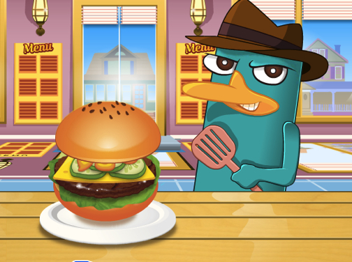 Perry Gateste Hamburger American