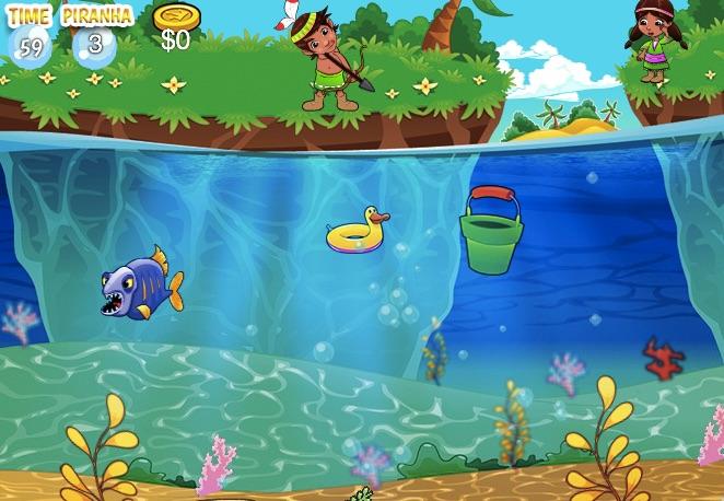 Pescuiti Piranha
