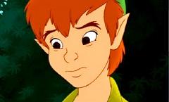 Peter Pan Trist Puzzle
