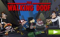 Phineas si Ferb Invazia Zombie